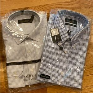 NWT Bundle of 2 Dress Shirts